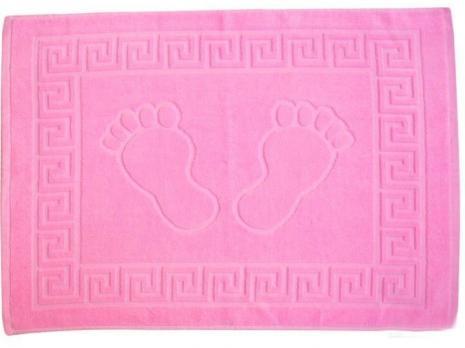 Коврик 45x65 см Homemat footies розовый