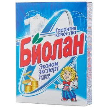 Порошок стиральный Биолан ручная стирка эконом эксперт (350 г)