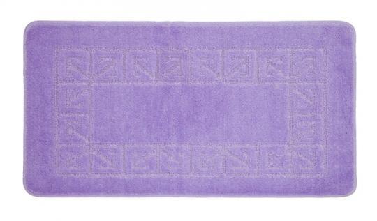 Коврик 50x80 см Banyolin classic фиолетовый