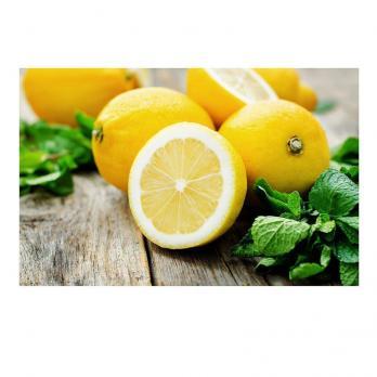 Доска разделочная стеклянная 280x180 мм Лимон