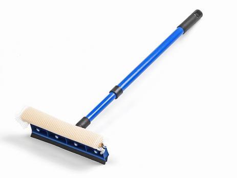 Щетка для окон 20 см NA108 с телескопической ручкой 50-75 см