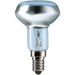 Лампа накаливания E14 Philips R50 60W
