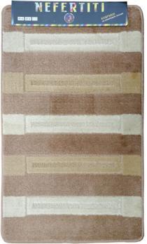 Комплект ковриков 60x100 см Нифертити Авангард beige бежевый (2 шт.)