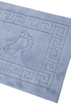 Коврик 45x65 см Homemat footies серый