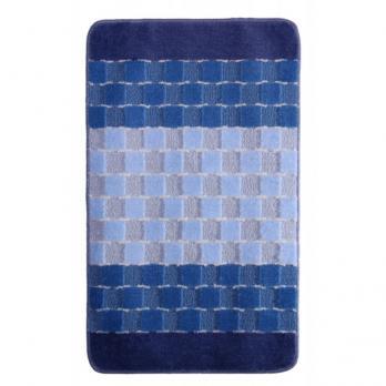 Коврик 50x80 см Banyolin silver голубой