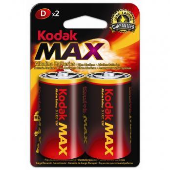 Батарейка LR20 Kodak (1 шт.)