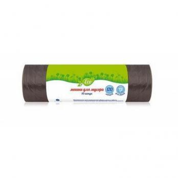 Мешки для мусора 120 л Eco Line (10 шт.)