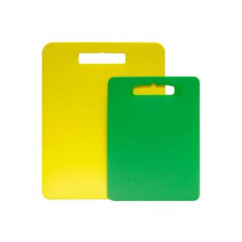 Доска разделочная пластиковая 370x290 мм 290x210 мм Комфорт гибкая (2 шт.)
