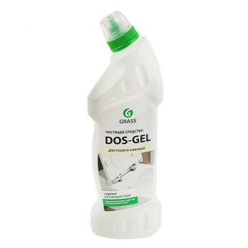 Средство чистящее для туалета и ванной Grass Dos-Gel (750 мл)