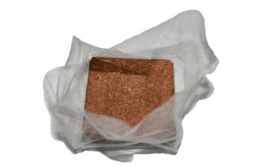 Субстрат Кокосовый кубик для рассады 10x10 см
