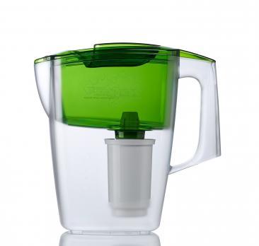 Фильтр-кувшин Гейзер Альфа (зеленый)