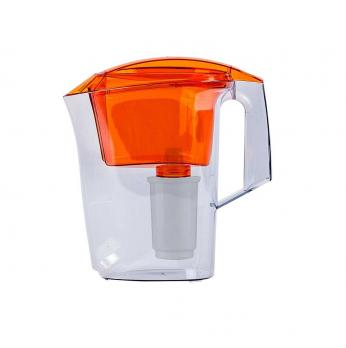Фильтр-кувшин Гейзер Дельфин (оранжевый)