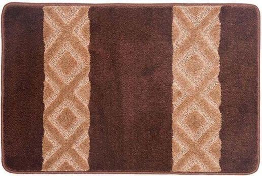 Коврик 50x80 см Confetti multicolor коричневый