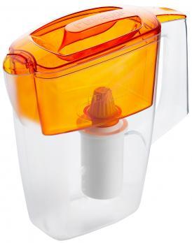 Фильтр-кувшин Гейзер Альфа (оранжевый)