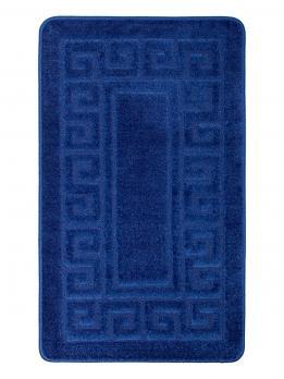 Коврик 50x80 см Banyolin classic синий