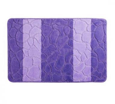 Коврик 50x80 см Confetti multicolor фиолетовый