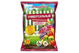 Почвогрунт Народный универсальный (50 л)