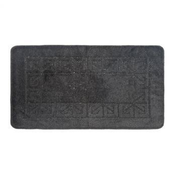 Коврик 60x100 см Banyolin classic черный