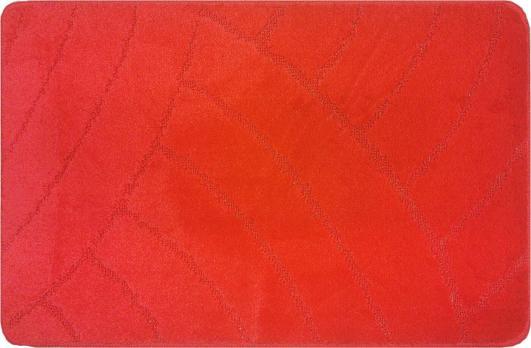 Коврик 60x100 см Banyolin classic красный