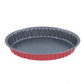 Форма для выпечки 30x3,5 см антипригарное покрытие