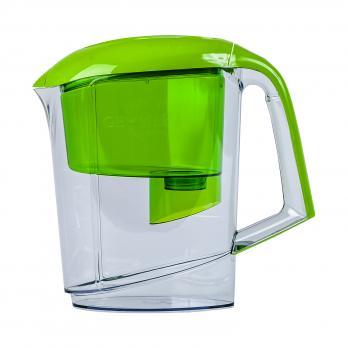 Фильтр-кувшин Гейзер Вега (зеленый)