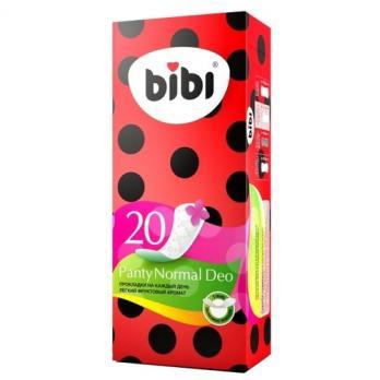 Прокладки Bibi panty normal ежедневные (20 шт.)