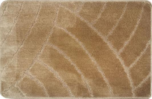 Коврик 60x100 см Banyolin classic коричневый