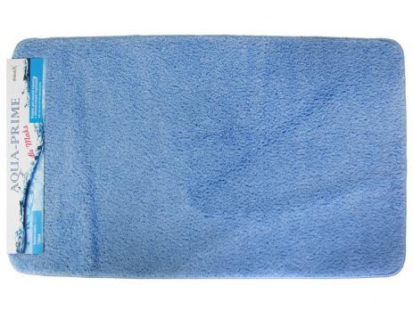 Коврик 50x80 см Aqua-Prime BeMaks голубой