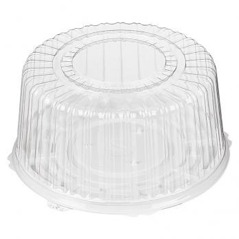 Одноразовый контейнер для торта d=192 мм (1 шт.)