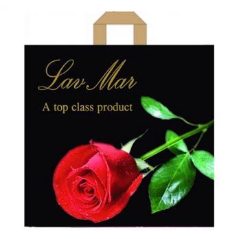 Пакет с петлевой ручкой Cor Den Роза/Лавмар (1 шт.)