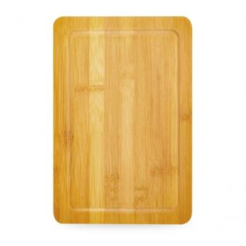 Доска разделочная деревянная 350x250 мм бамбук